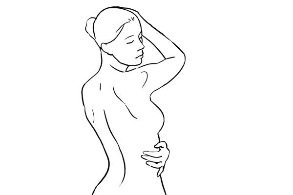 Фото обнаженное женское тело с мужем в позе фото 663-992