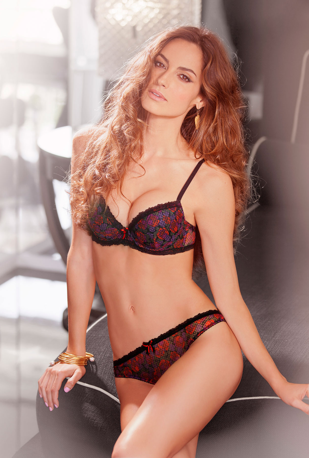 Ariadne-Artiles-Yamamay-lingerie-1