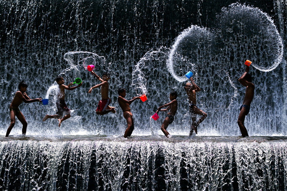 waterfall-kids-of-bali