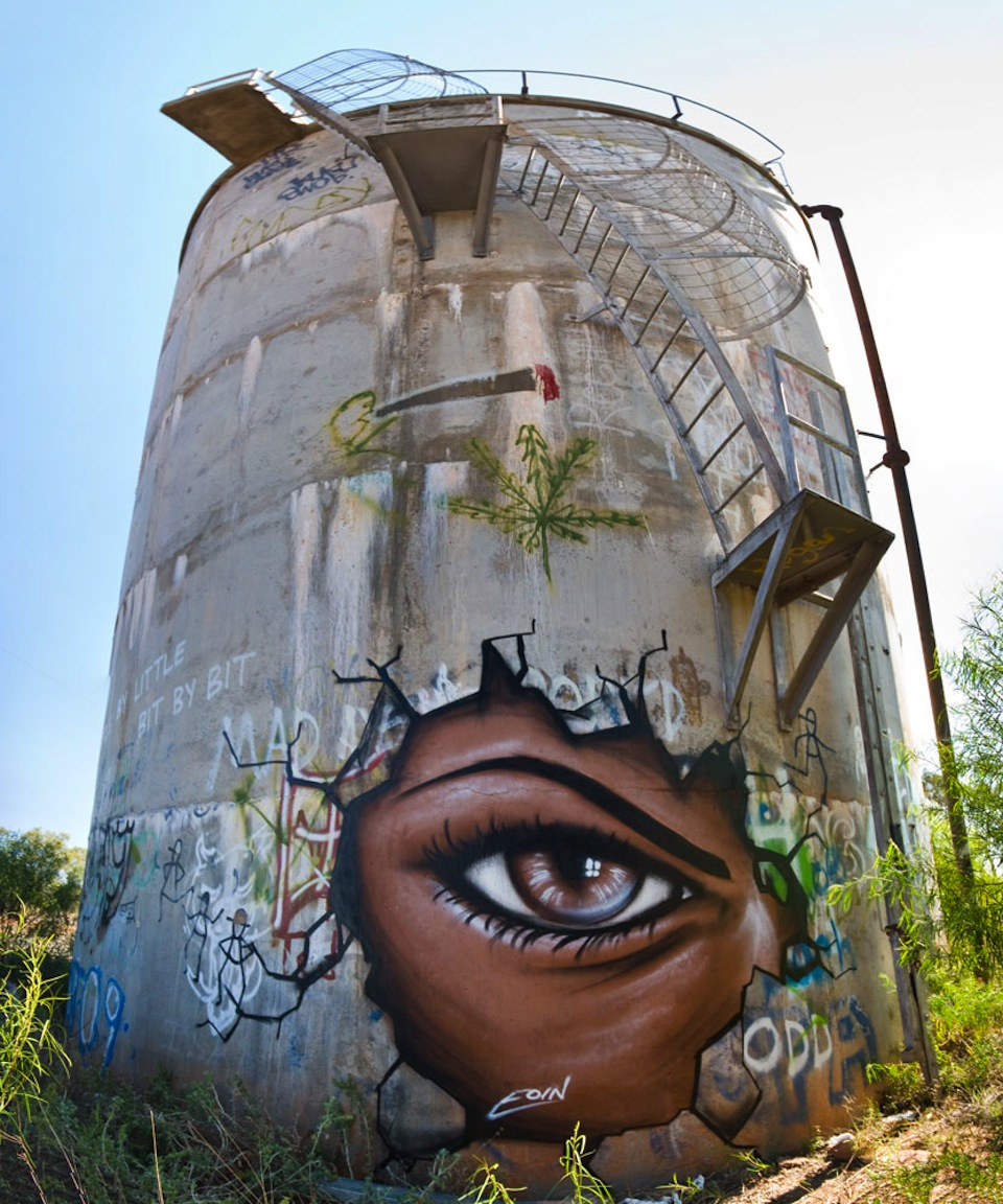 10-Street-Art-by-Eoin-The-Target-Location-Undisclosed-Australia