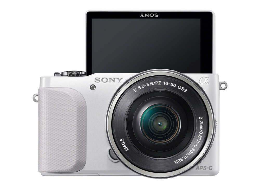 NEX-3N front wSELP1650 self 1 WH