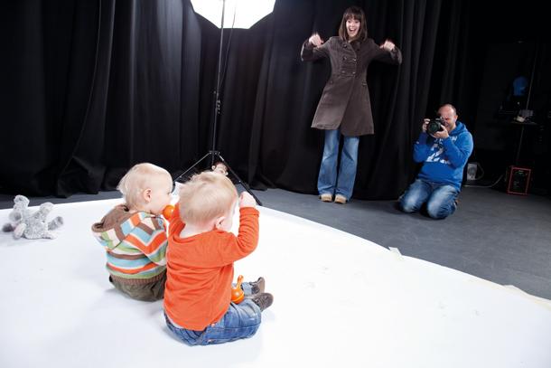 Home photo studio family photos 1 Семейные портреты в фотостудии
