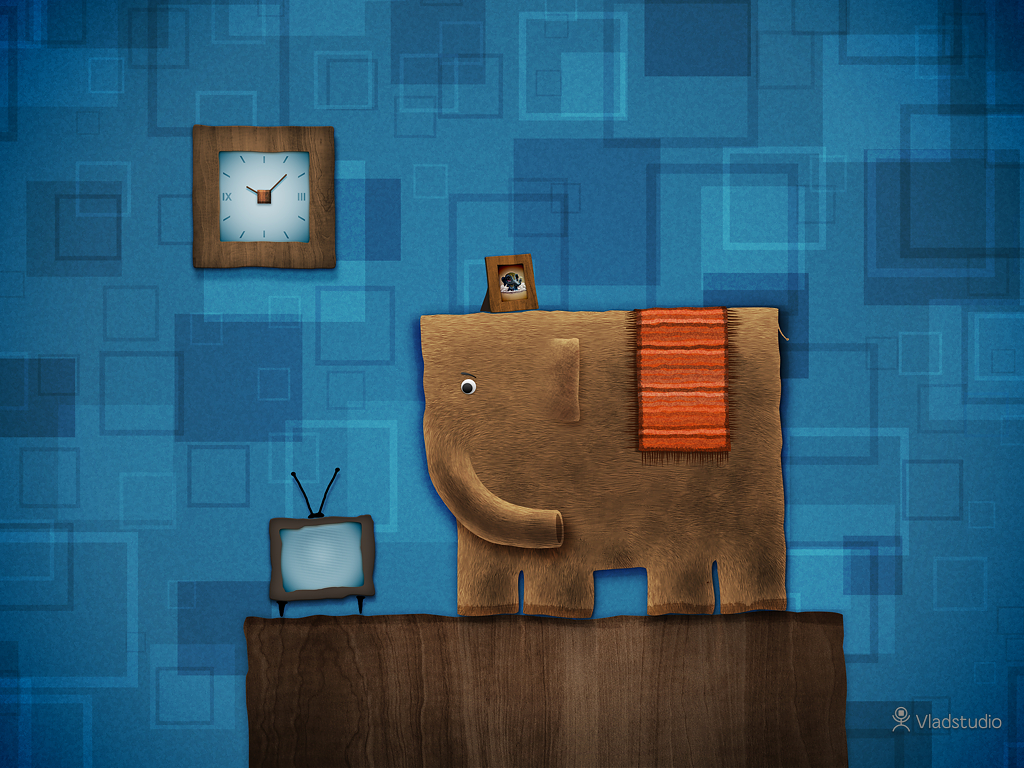 14-vladstudio square elephant 1024x768 signed