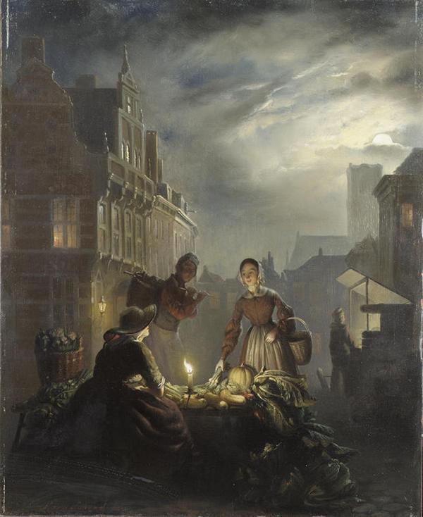 Petrus Van Schendel 10