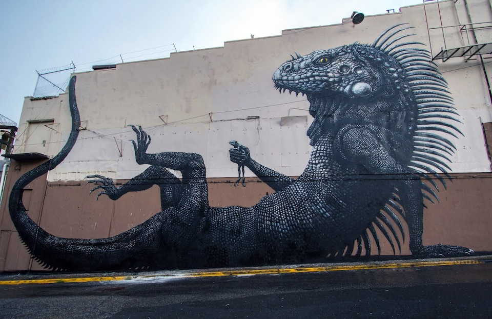 Street-Art-by-ROA-at-Los-Muros-Hablan-in-San-Juan-Puerto-Rico-1