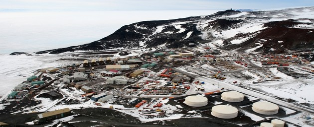 McMurdo-Station