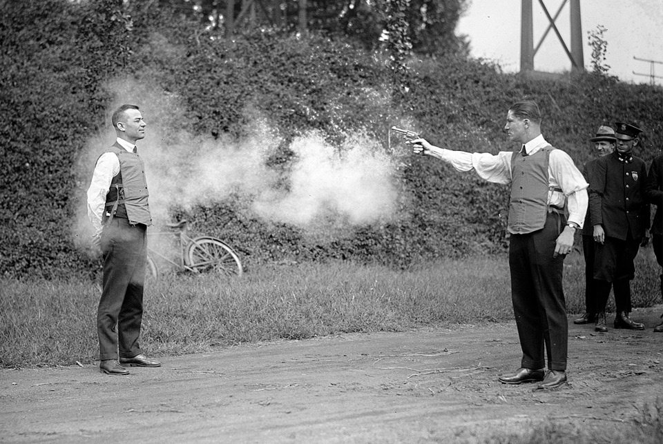 6testing-of-a-bulletproof-vest-in-1923