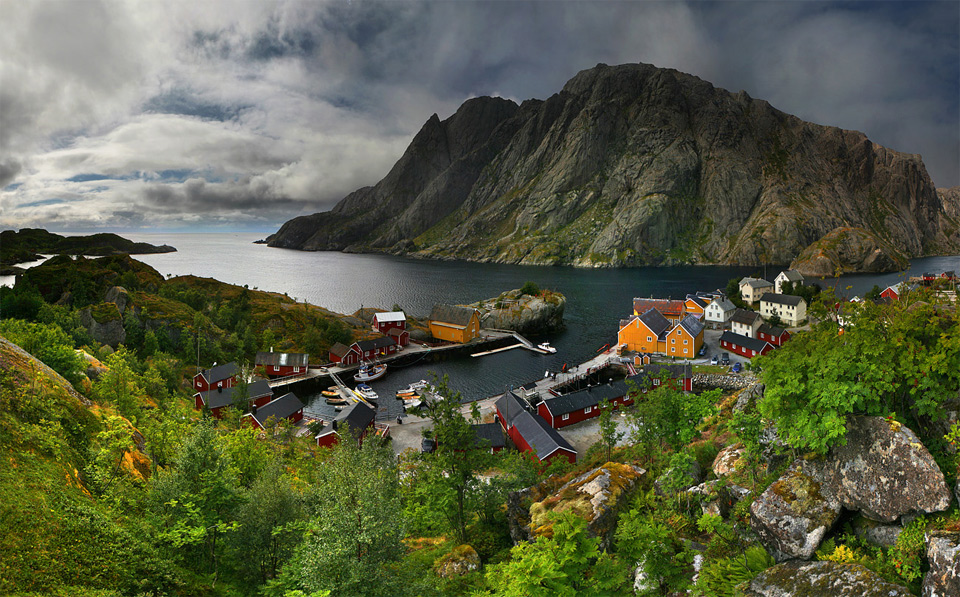 7small-fishing-village-north-norway