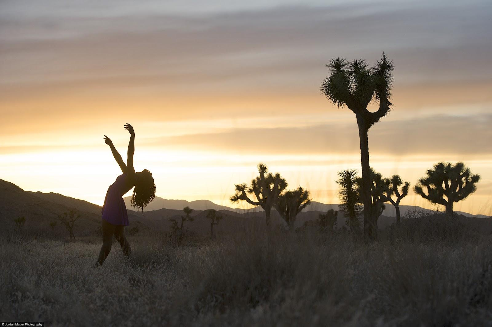 Dancers Among Us Jamila Glass Joshua Tree