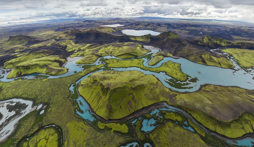 35langisjor-highlands-of-iceland Природа «ледяной страны» - 35 пейзажных фотографий Исландии