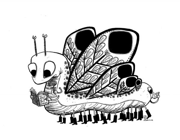 Невероятные пришельцы Марка Фейси (Mark Facey)