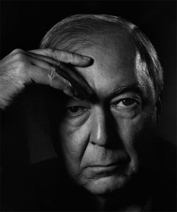 Jasper Johns - Portraits by Yousuf Karsh