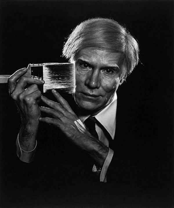Andy Warhol - Portraits by Yousuf Karsh