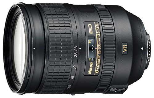 Nikon 18-300 mm VR Lens Review