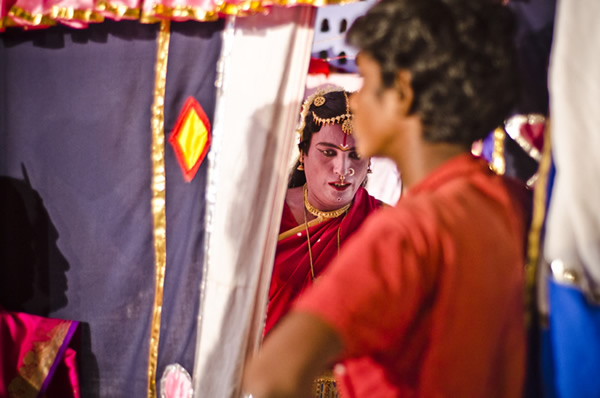 Street Play (Theru Koothu) – Photography By Balaji Maheshwar