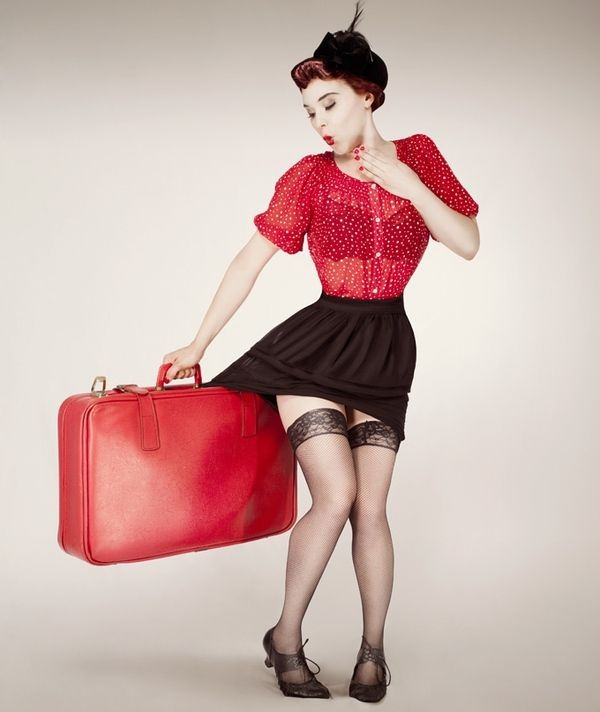 pin-up girls photography 3