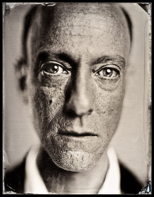 Remarkable Tintype Portraits by Michael Shindler