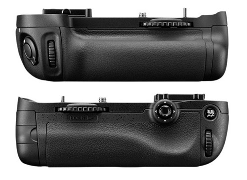 MB-D14, Nikon D600 official battery grip