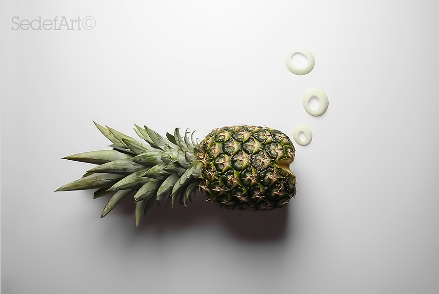 Creative Still Life Photography by Sedef ISIK