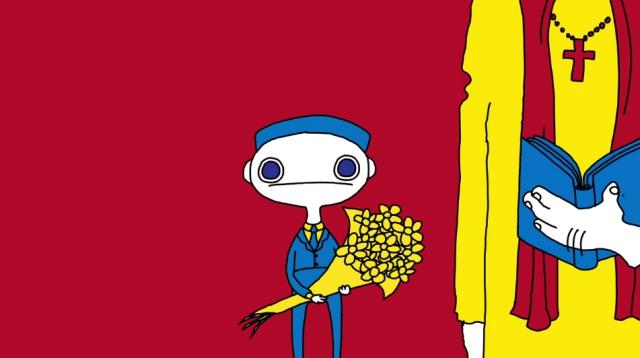 Анимационная короткометражка - Мертвые