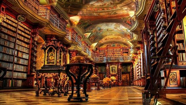 50 красивейших библиотек со всего мира. Мечта книгомана