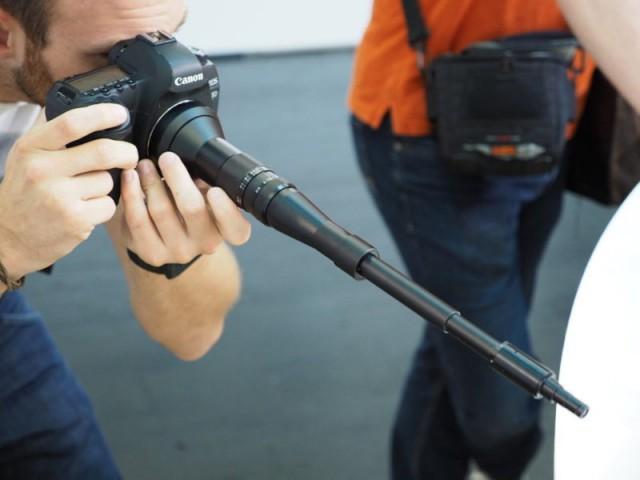 Laowa 24 мм F/14 2x – новый макрообъектив с причудливым дизайном