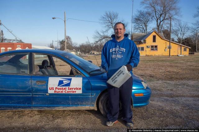 Как живёт американская глубинка. Фоторепортаж из дорожного путешествия по Канзасу