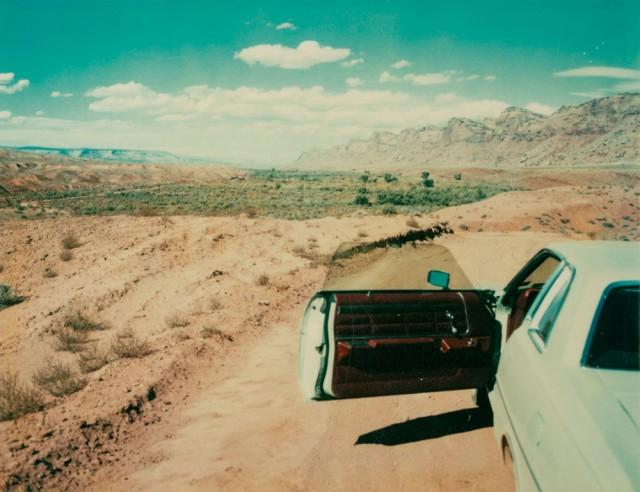 Полароидные снимки кинорежиссёра Вима Вендерса: «Я фотографировал, как маньяк»