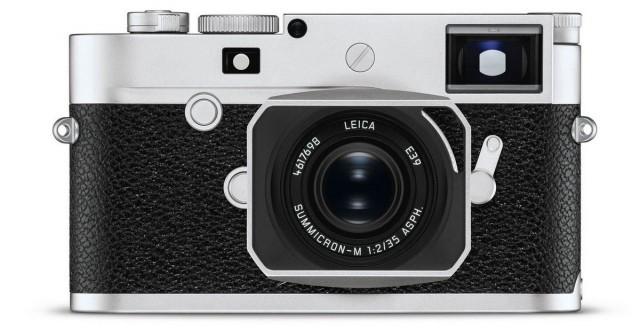 Leica M10-P – новый дальномерный фотоаппарат с тихим затвором и сенсорным экраном