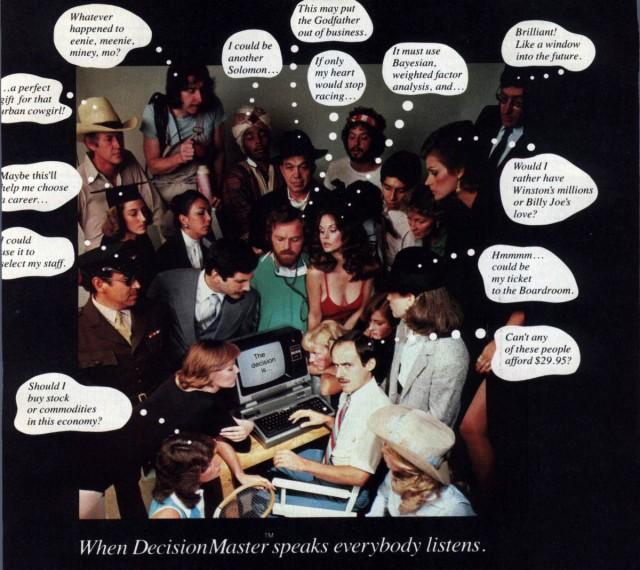 Убойная реклама персональных компьютеров из 1980-х