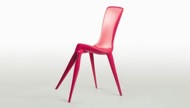 Когда стулья становятся искусством - 28 примеров креативной мебели