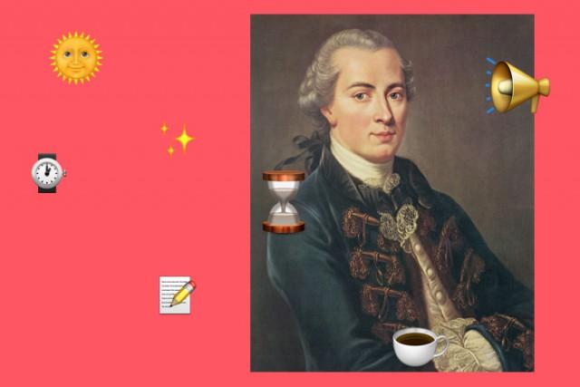 Странные привычки Канта, Ницше, Гегеля, Батая и других философов
