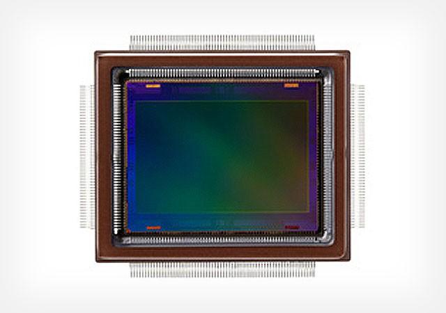 Компания Canon разработала мощный сенсор с разрешением 250 мегапикселей