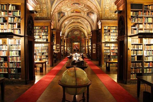 Книжные храмы: 15 очень красивых библиотек, которые вызывают желание читать книги