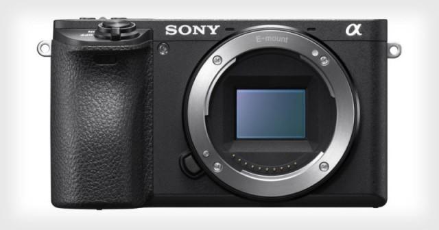 Sony A6500 – новая флагманская беззеркальная фотокамера