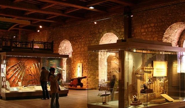 Советы для путешественников - съемка музейных экспонатов