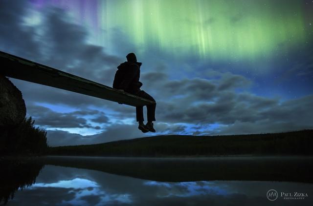 Селфи с Авророй: 29 потрясающих автопортретов на фоне полярного сияния