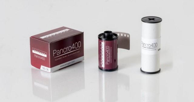 BERGGER Pancro400 – новая чёрно-белая фотоплёнка французского производства