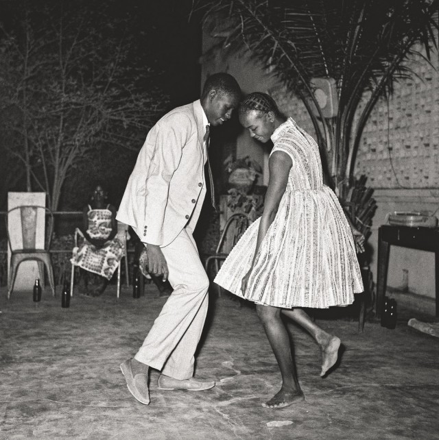 Африканский фотограф Малик Сидибе