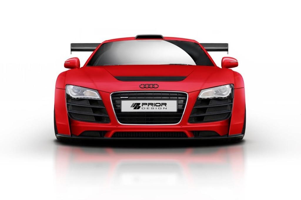 Новый тюнинг-пакет для Audi R8 - PD GT850