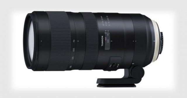 Tamron выпускает обновлённые объективы 70-200мм F/2.8 и 10-24мм F/3.5-4.5