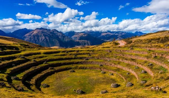 Священная долина инков - соль, камни и секреты