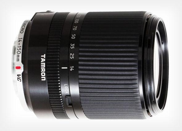 Tamron объявила о выходе первых объективов с креплением Micro Four Thirds