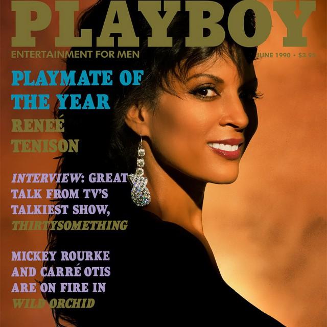 30 лет спустя: журнал Playboy воссоздал свои культовые обложки с теми же моделями