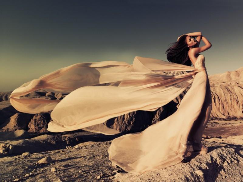 Мода и красота в портретах Николы Борисова