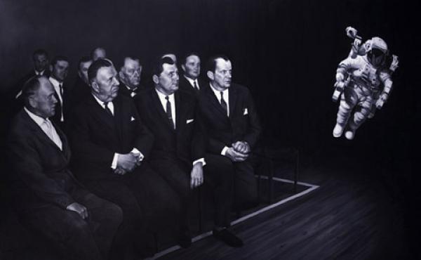 Черно-белые картины финского художника Кари Vehosalo
