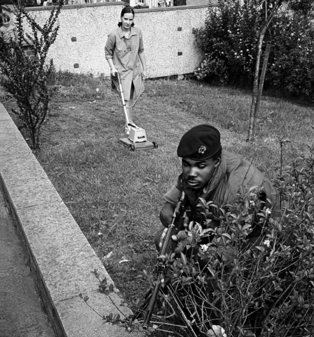Смута: североирландский конфликт глазами фотографов Magnum