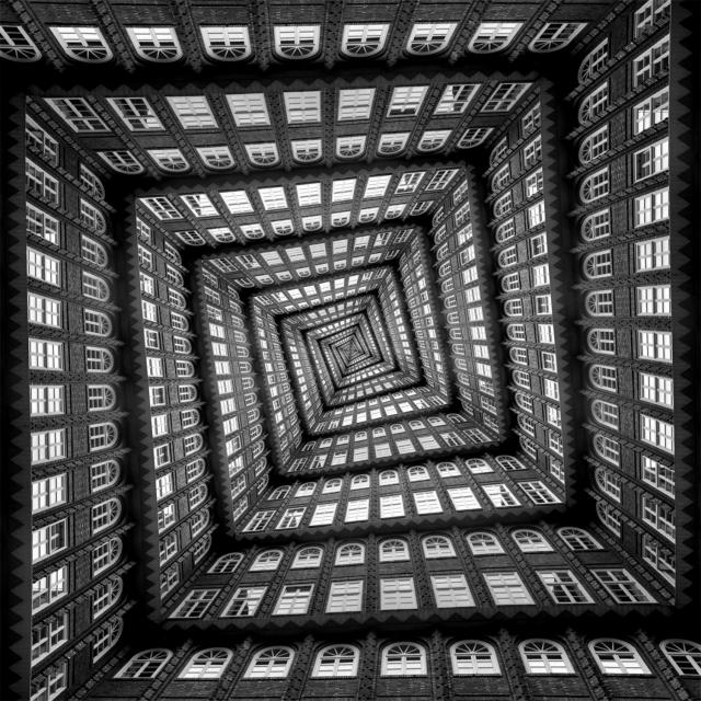 Архитектурные иллюзии Маркуса Штудтманна
