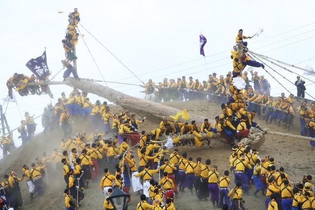 Японский фестиваль «Обансира»