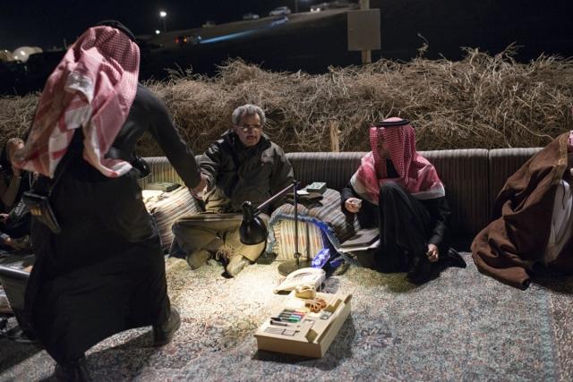 Саудовская Аравия глазами Линсей Аддарио (Lynsey Addario) - богатая страна бедных людей